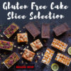 Gluten Free Cake Slice Selection