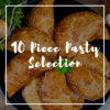 10 Piece Pasty Selection