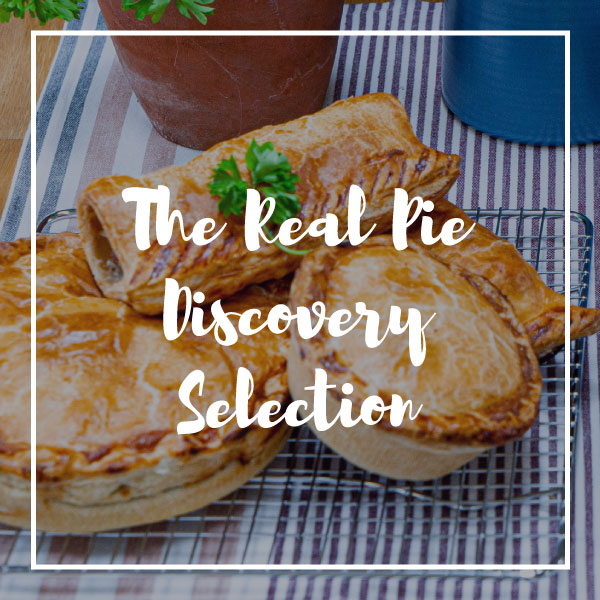 Selection of baked savoury products